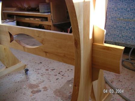 Altarbord Detalj 1