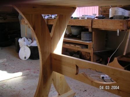 Altarbord Detalj 2