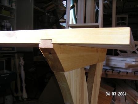 Altarbord Detalj 4