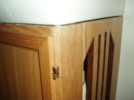 badrumsinredning underskåp sida