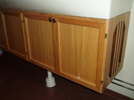 badrumsinredning underskåp
